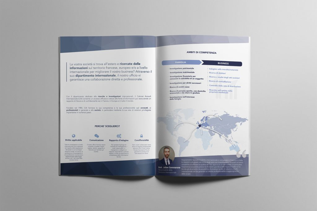 cai brochure A4 version italienne